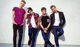 The Vamps tickets at Eventim Apollo in London