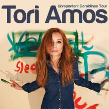 Tori Amos tickets at Arvest Bank Theatre at The Midland in Kansas City