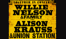 Willie Nelson & Family, Alison Krauss & Union Station, feat.Jerry Douglas  tickets at Radio City Music Hall in New York City