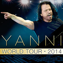 Yanni tickets at Nokia Theatre L.A. LIVE in Los Angeles