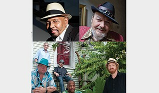 A Night In New Orleans with Aaron Neville and Dr. John & The Nite Trippers tickets at The Mountain Winery in Saratoga