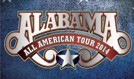 Alabama tickets at Red Rocks Amphitheatre in Morrison