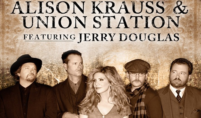 Alison Krauss & Union Station and Willie Nelson