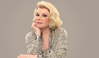 Joan Rivers tickets at The Mountain Winery in Saratoga