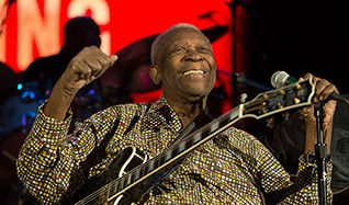 B.B. King  tickets at The Mountain Winery in Saratoga