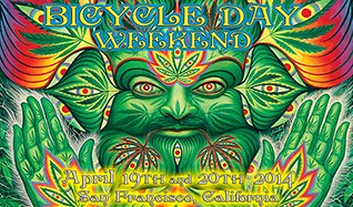 Bicycle Day tickets at The Regency Ballroom in San Francisco