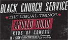 Black Church Service in The Nether Bar tickets at Mill City Nights in Minneapolis
