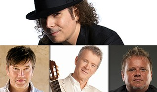 Boney James / Jazz Attack Featuring Rick Braun, Euge Groove and Peter White tickets at The Mountain Winery in Saratoga