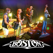 Boston tickets at The Joint at Hard Rock Hotel & Casino Las Vegas in Las Vegas