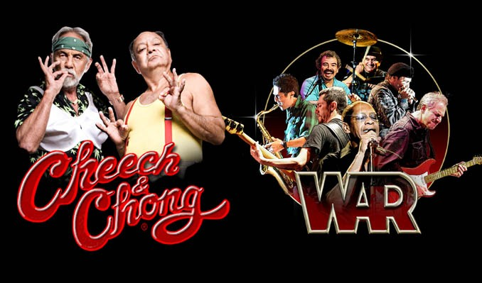 Cheech & Chong and WAR