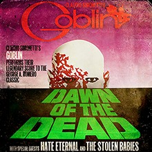 Claudio Simonetti's Goblin tickets at The Regency Ballroom in San Francisco