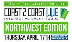 Coast 2 Coast Live - Northwest Edition tickets at Showbox SoDo in Seattle
