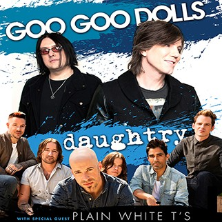 Goo Goo Dolls & Daughtry