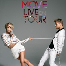 Julianne Hough and Derek Hough tickets at The Warfield in San Francisco