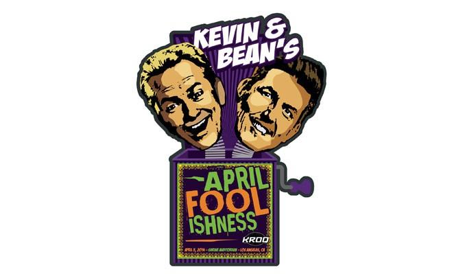 Kevin & Bean's April Foolishness 2014