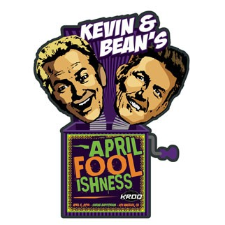Kevin & Bean's April Foolishness 2014