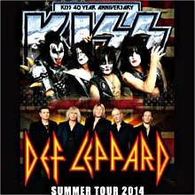 KISS and Def Leppard tickets at Target Center in Minneapolis