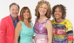 Laurie Berkner tickets at iPlay America's Event Center in Freehold