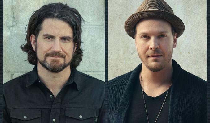 Matt Nathanson and Gavin DeGraw