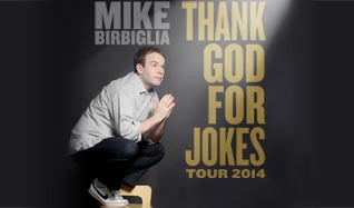 Mike Birbiglia tickets at Arvest Bank Theatre at The Midland in Kansas City