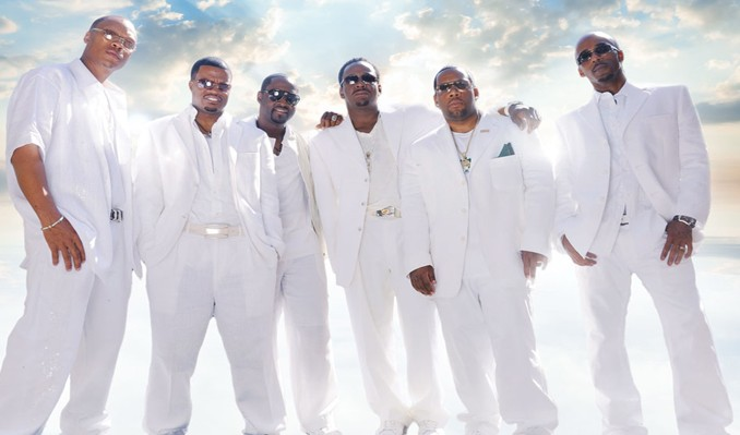New Edition All Six Tour