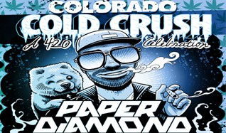 Paper Diamond tickets at Ogden Theatre in Denver