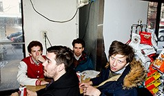 Parquet Courts tickets at The Roxy Theatre in Los Angeles