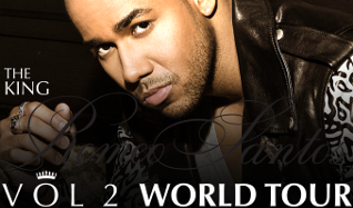 Romeo Santos tickets at Valley View Casino Center in San Diego
