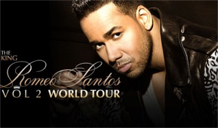 Romeo Santos tickets at STAPLES Center in Los Angeles