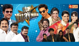 Star Vijay Nite 2014 tickets at The O2 in London