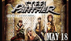 Steel Panther tickets at Starland Ballroom in Sayreville