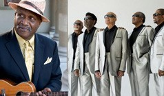 Taj Mahal & The Blind Boys of Alabama tickets at Keswick Theatre in Glenside