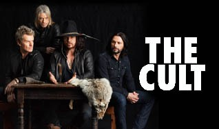 The Cult tickets at The Joint at Hard Rock Hotel & Casino Las Vegas in Las Vegas