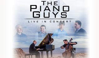 The Piano Guys tickets at Arvest Bank Theatre at The Midland in Kansas City