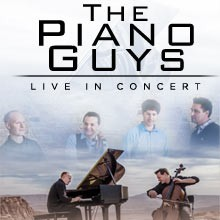 The Piano Guys tickets at Tobin Center for the Performing Arts in San Antonio