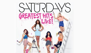 The Saturdays Greatest Hits Tour tickets at Bournemouth International Centre in Bournemouth