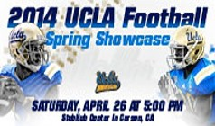 UCLA Spring Football Showcase tickets at StubHub Center in Carson