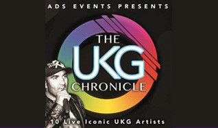 The UKG Chronicle tickets at Wembley Arena in London