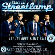 Under The Streetlamp and Gentleman's Rule tickets at Arvest Bank Theatre at The Midland in Kansas City