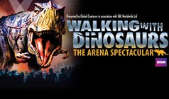 Walking with Dinosaurs tickets at Honda Center in Anaheim