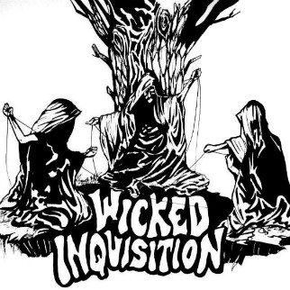 Wicked Inquisition & Nightosaur in The Nether Bar