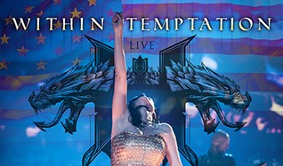 Within Temptation tickets at The Regency Ballroom in San Francisco