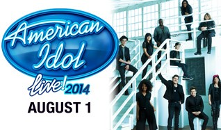 AMERICAN IDOL LIVE! 2014 Tour tickets at Arvest Bank Theatre at The Midland in Kansas City
