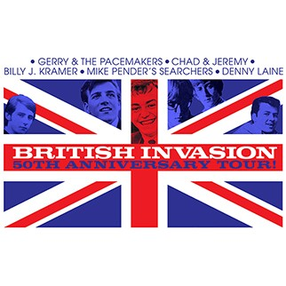 British Invasion 50th Anniversary Tour!