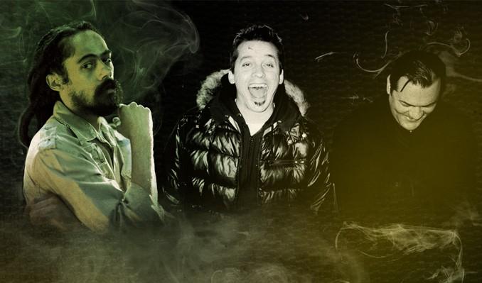 "Damian ""Jr. Gong"" Marley & Atmosphere"