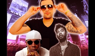 DJ Prostyle Birthday Show feat. 2 Chainz, Ne-Yo,  Miguel, and Sean Paul tickets at Best Buy Theater in New York