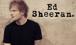 Ed Sheeran tickets at LG Arena in Birmingham