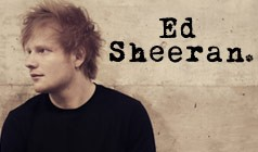 Ed Sheeran tickets at WaMu Theater in Seattle
