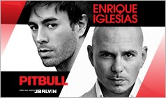 Enrique Iglesias tickets at Boardwalk Hall in Atlantic City