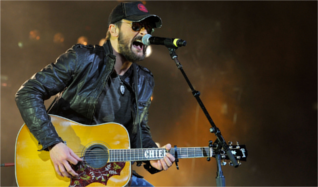 Eric Church tickets at Target Center in Minneapolis